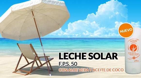 LECHE SOLAR F.P.S. 50